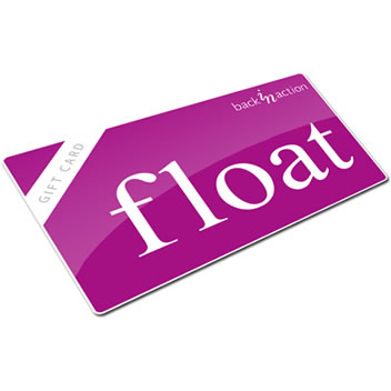 Gift Voucher - Float together in a double sized float room for two
