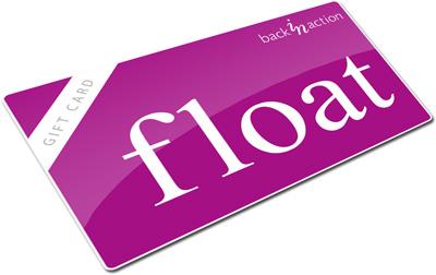 Gift Voucher - Float Mobiliser Extra