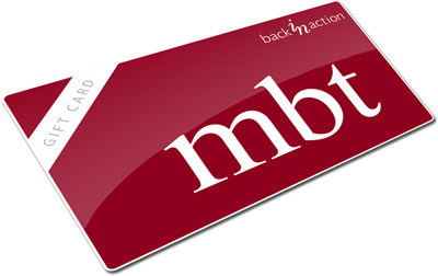 Gift Voucher - MBT Shoes and Instore Fitting