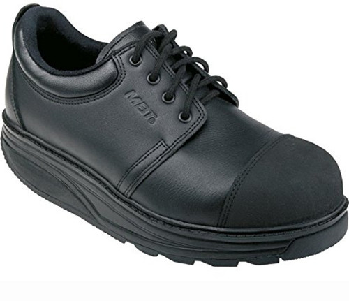 MBT Safety Shoe - Black