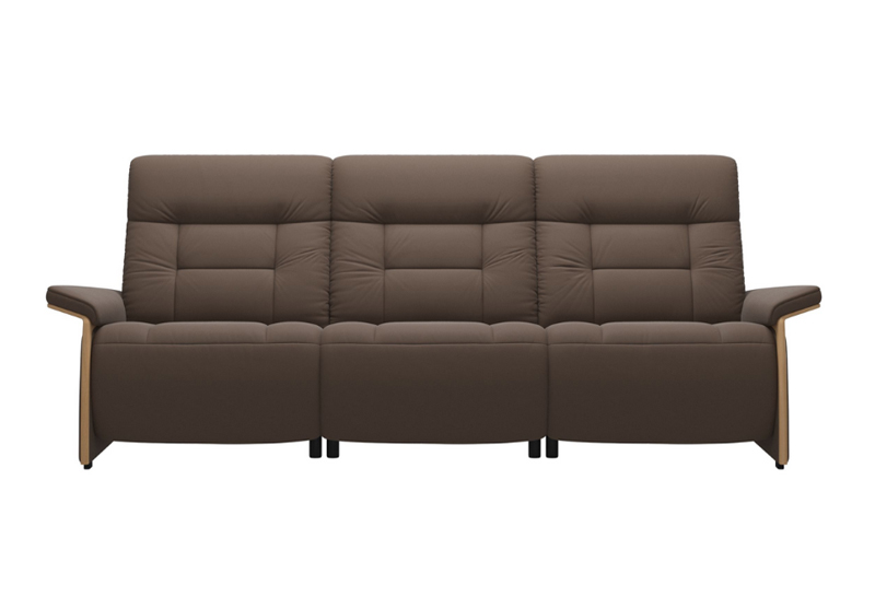 Stressless Mary Wood 3 Seater