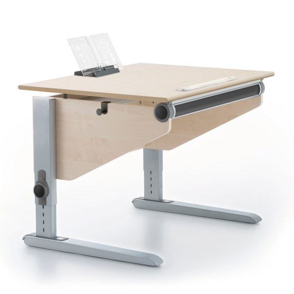 Moll Winner Compact Desk - with Giant Drawer