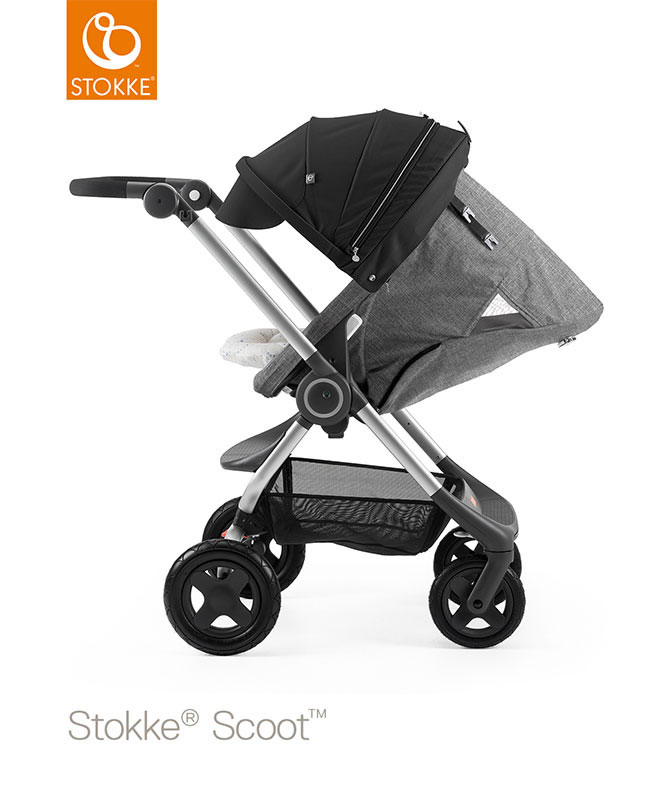 Unike Stokke Scoot Pushchair - Back in Action IS-92