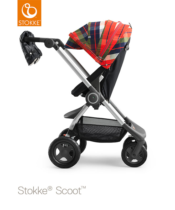 Hyggelig Stokke Scoot Pushchair - Back in Action HI-53