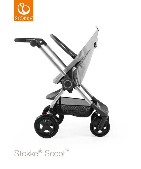 Helt nye Stokke Scoot Pushchair - Back in Action OS-89