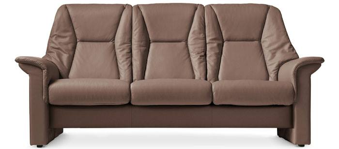 Stressless Lux Sofa - 3 Seater