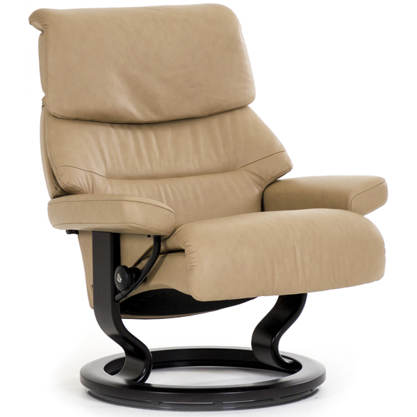 Stressless Capri Recliner with Footstool