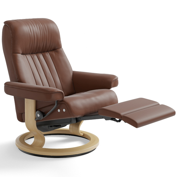 Stressless Crown with LegComfort™