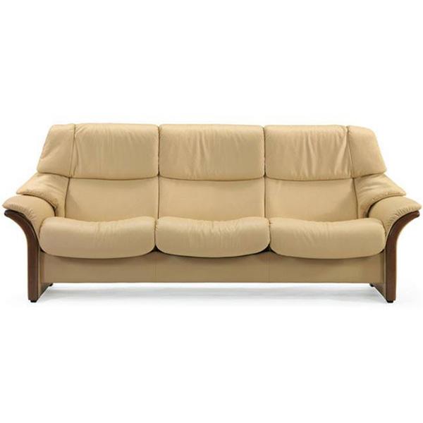 Stressless Eldorado 3s Sofa - High Back