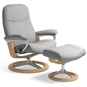 Stressless Garda Recliner with Footstool