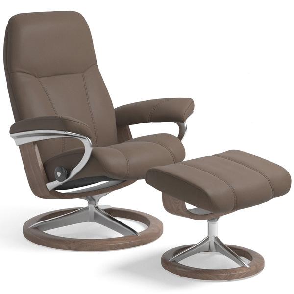 Stressless Signature Base Recliners   In Stock
