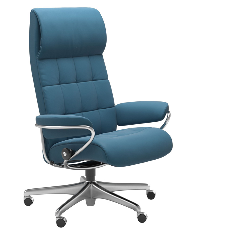 Stressless London Office Chair with High Back
