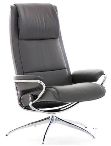 Stressless Paris Recliner with optional Footstool