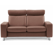 Stressless Pause 2s Sofa - High Back