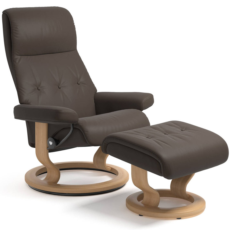 Stressless Sky Recliner with Footstool