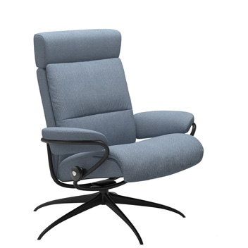 Stressless Tokyo with Adjustable Headrest - No Footstool