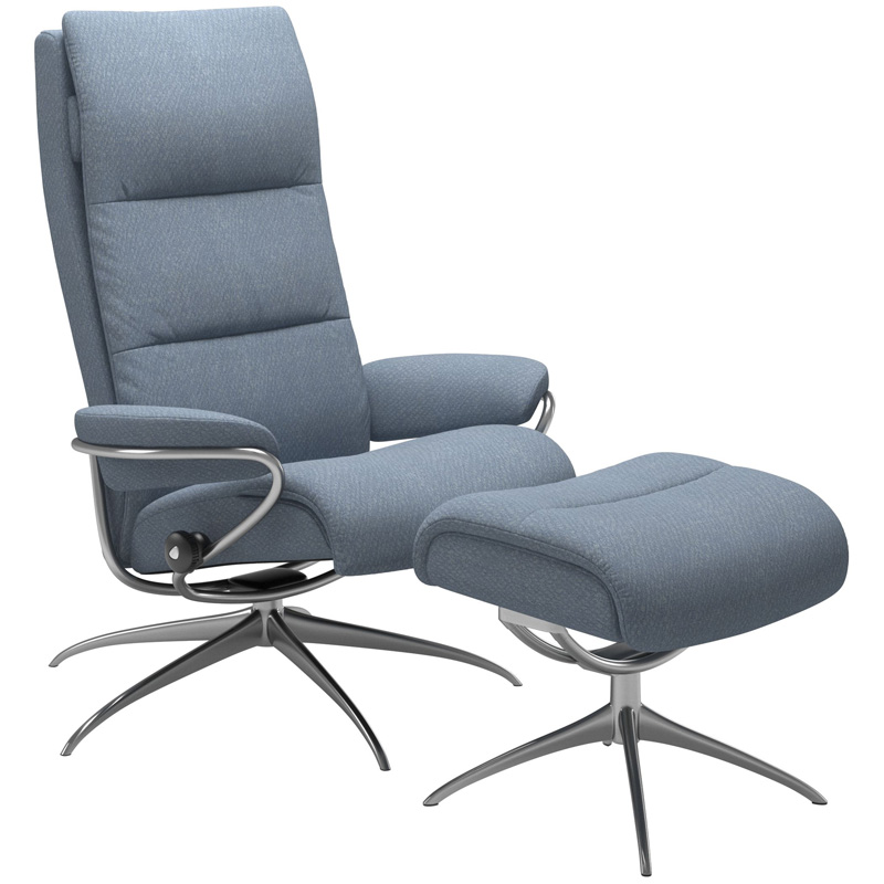 Stressless Tokyo High Back with Footstool
