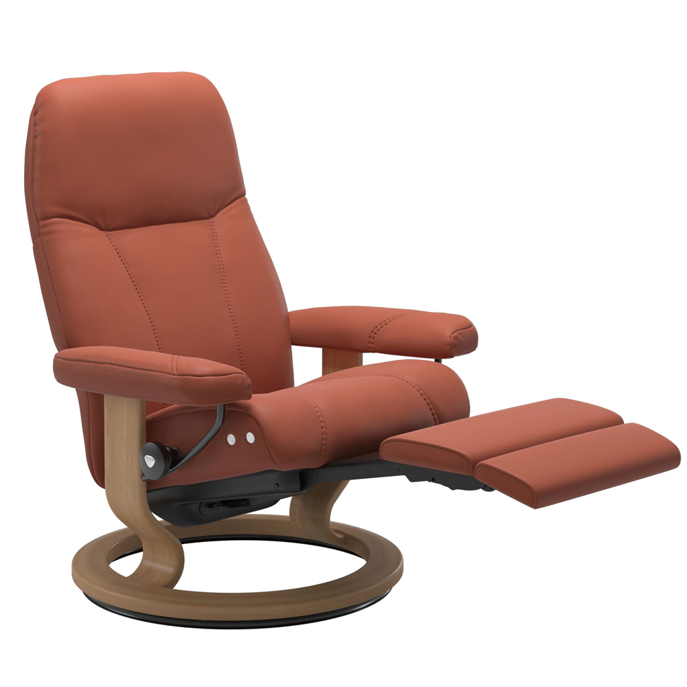 Stressless Consul Recliner with Power - Classic Base (Electric)