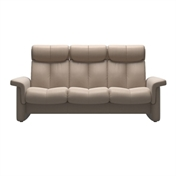 Stressless Legend 3 Seater with Arms - High Back