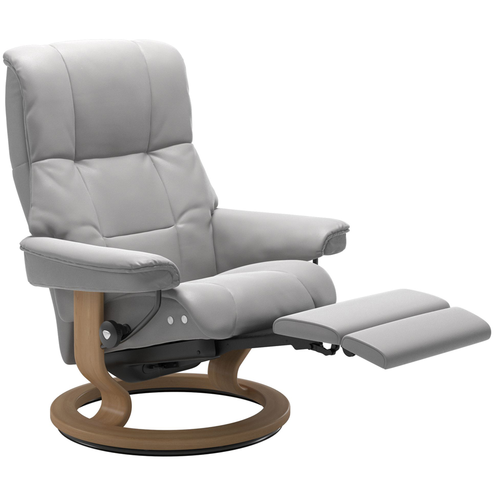 Stressless Mayfair Recliner with Power - Classic Base (Electric)