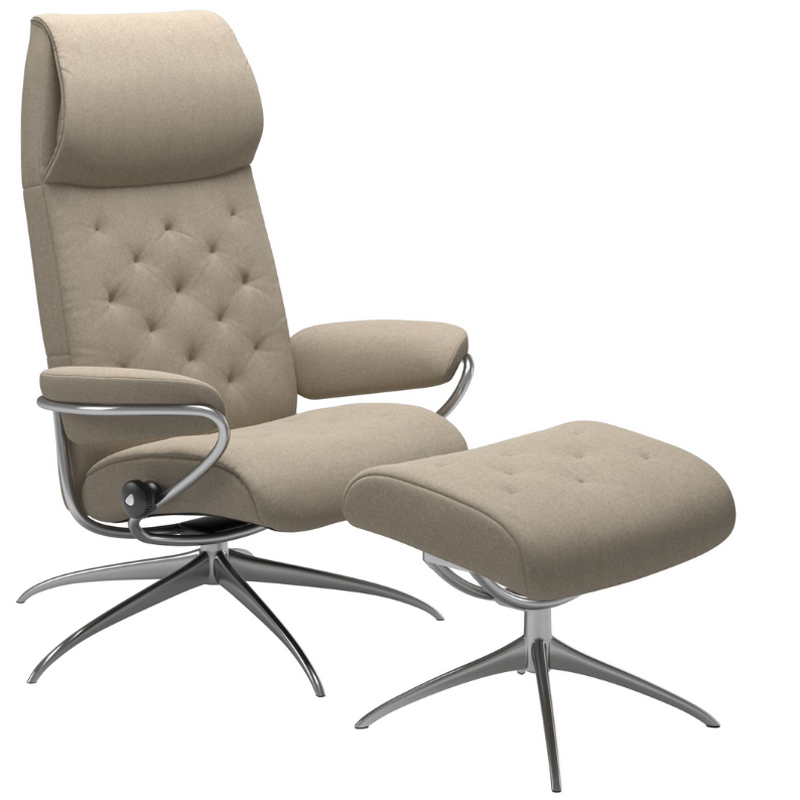 Stressless Metro High Back with Footstool