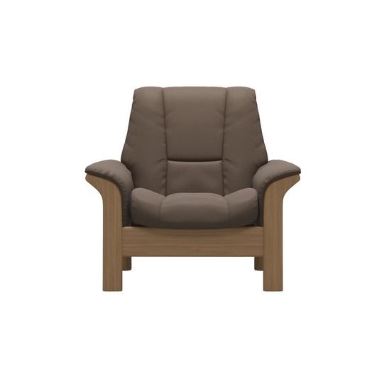 Stressless Windsor 1 Seater - Low Back