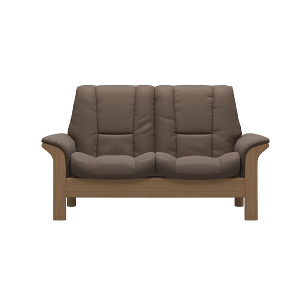 Stressless Windsor 2 Seater - Low Back