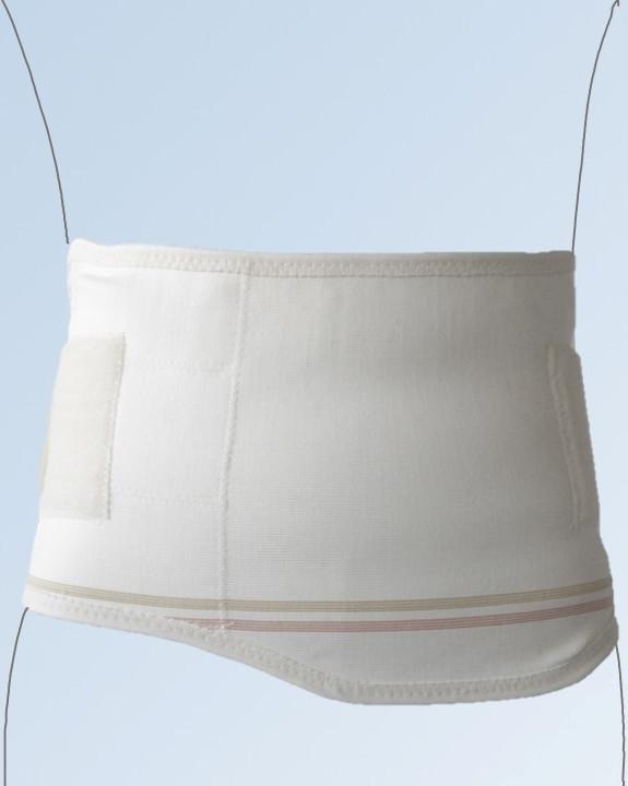 Support Belt 6300 Mens - White