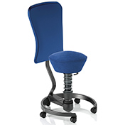 Swopper Work Chair with Dynamic Backrest - MADE TO ORDER