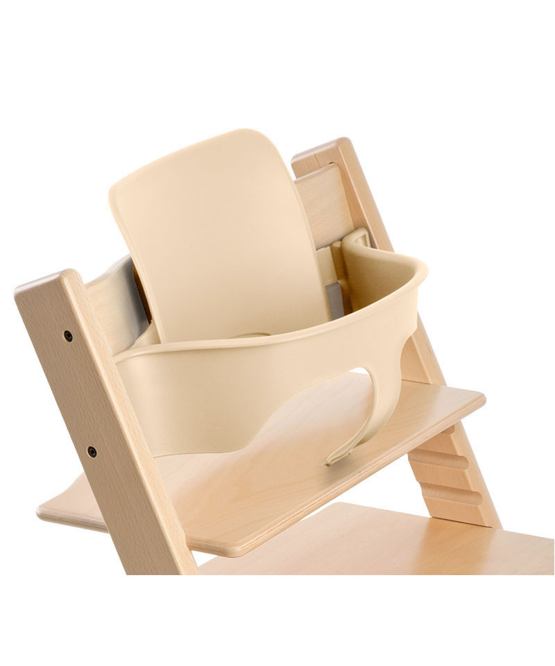 Tripp Trapp Baby Set (Extended Gliders Included)