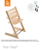 Tripp Trapp Chair with FREE Essential Set