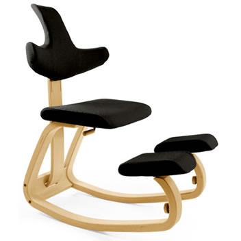 Thatsit with Backrest - MADE TO ORDER