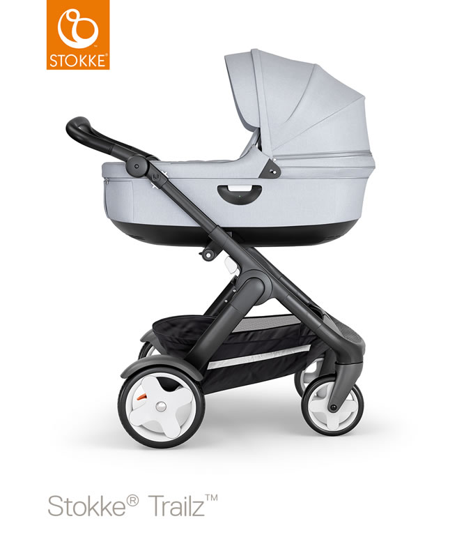 NEW Stokke® Trailz® v6 Pram Package