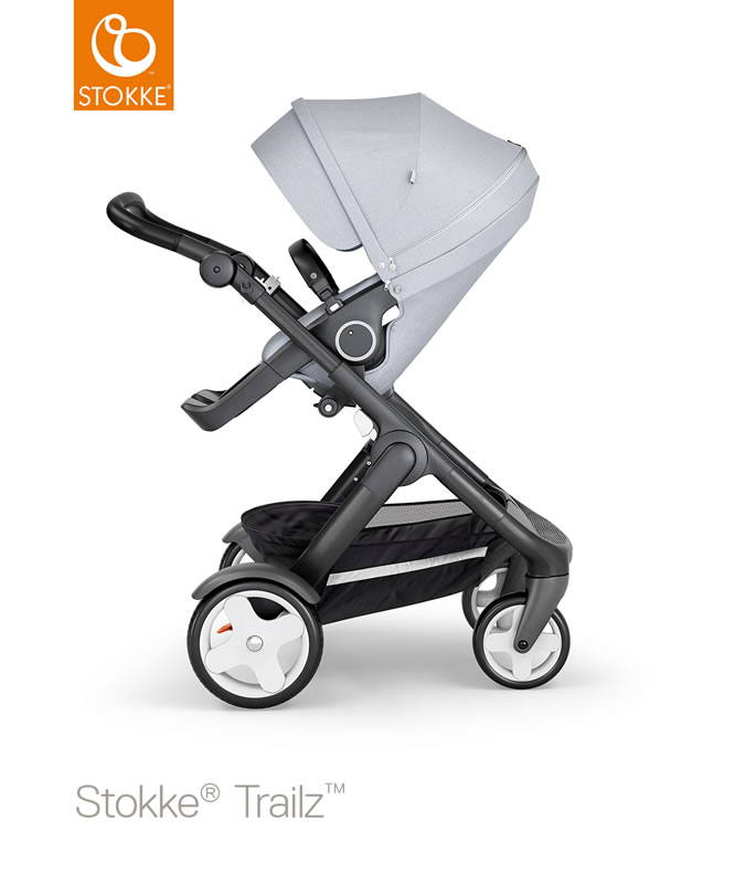 NEW Stokke® Trailz® v6 Pushchair Package