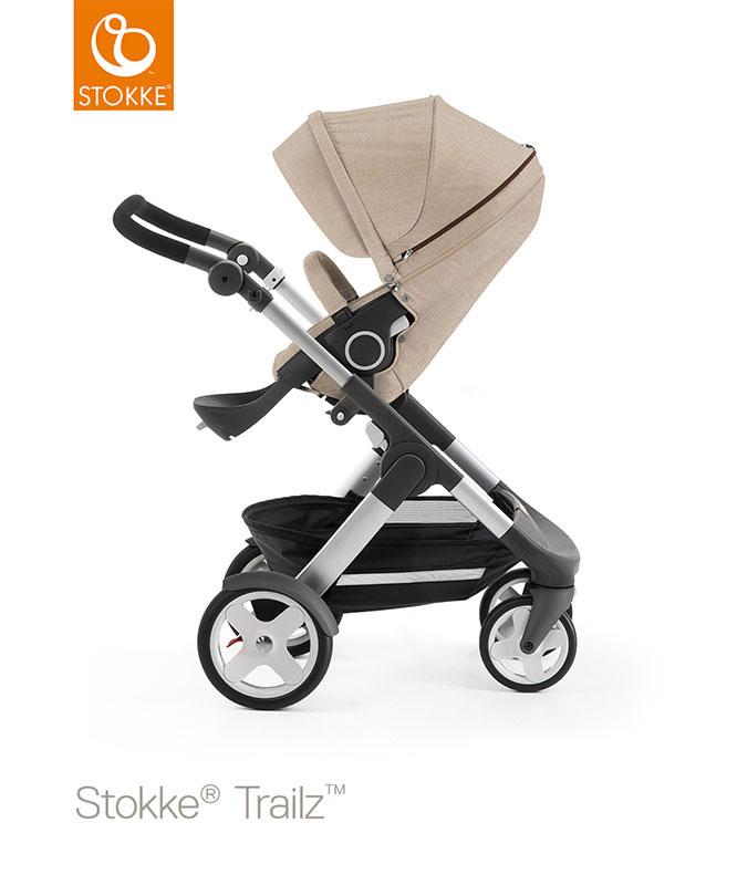 Trailz Pushchair Package