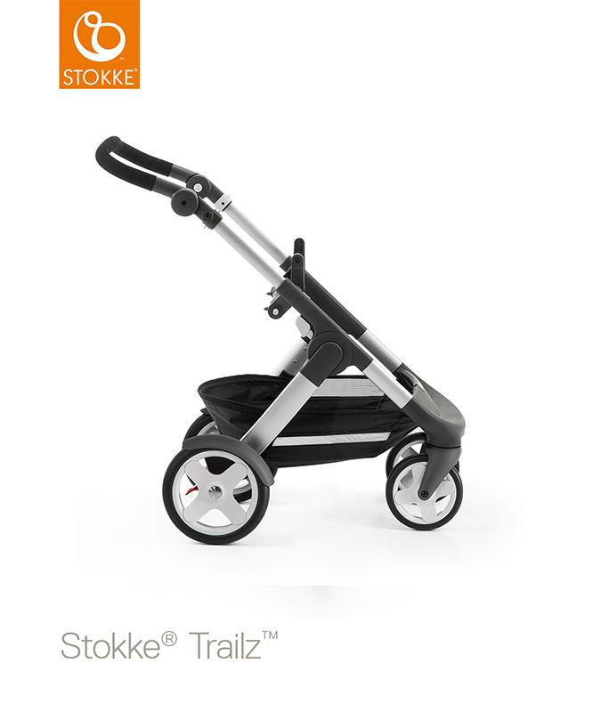 Stokke Trailz Chassis + Wheels