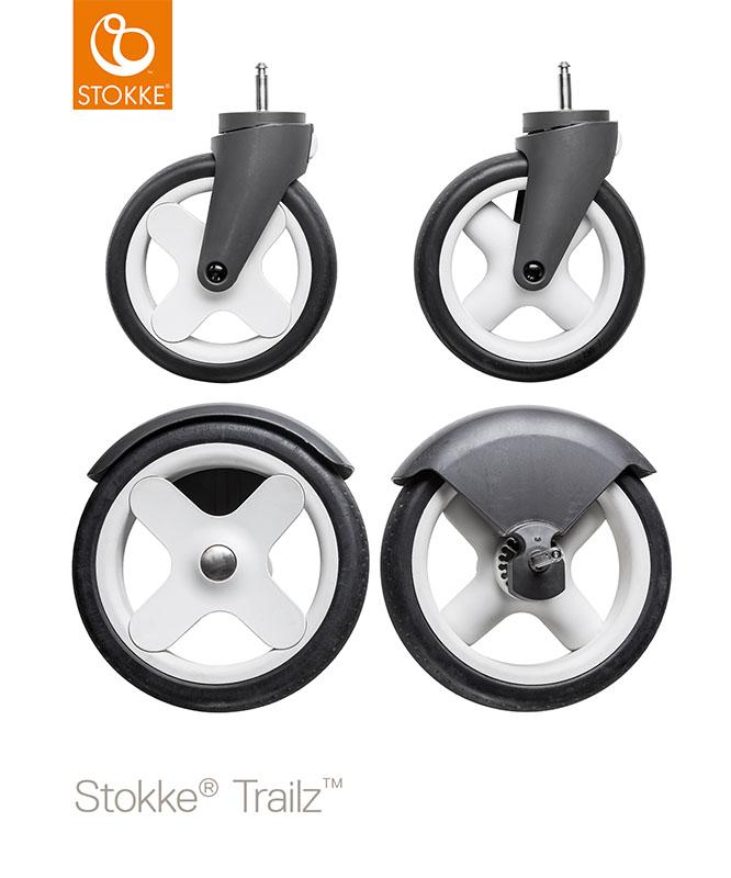 Stokke® Trailz Wheels