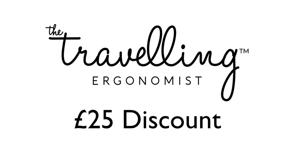 The Travelling Erogonomist Discount