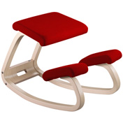 Variable Kneeling Chair - Natural Ash - IN STOCK
