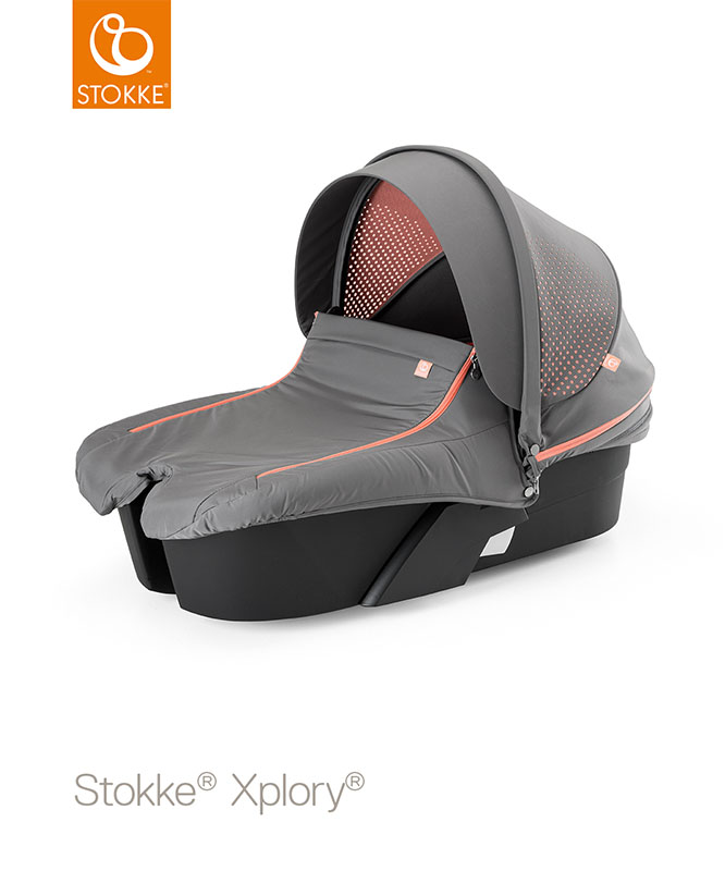 NEW Xplory® Athleisure Carrycot