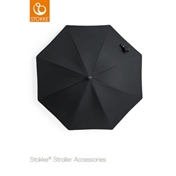 Stokke Black Stem Parasol - Black Stem