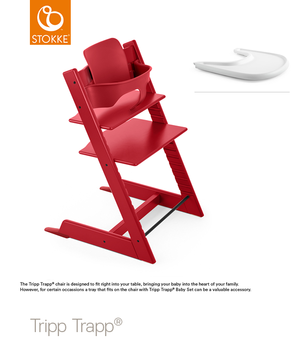 Tripp Trapp - Special Offer FREE Stokke Tray